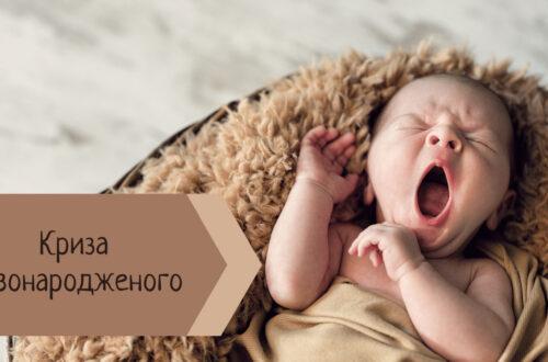 Криза новонародженого